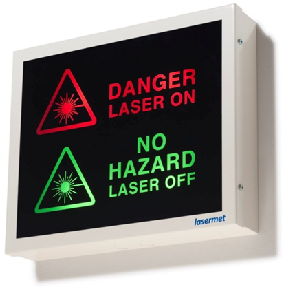 Lasermet Illuminated Signs